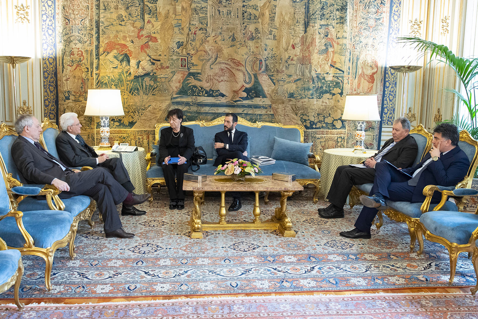 "Featured image for ""Il Meeting in visita dal presidente Sergio Mattarella"""