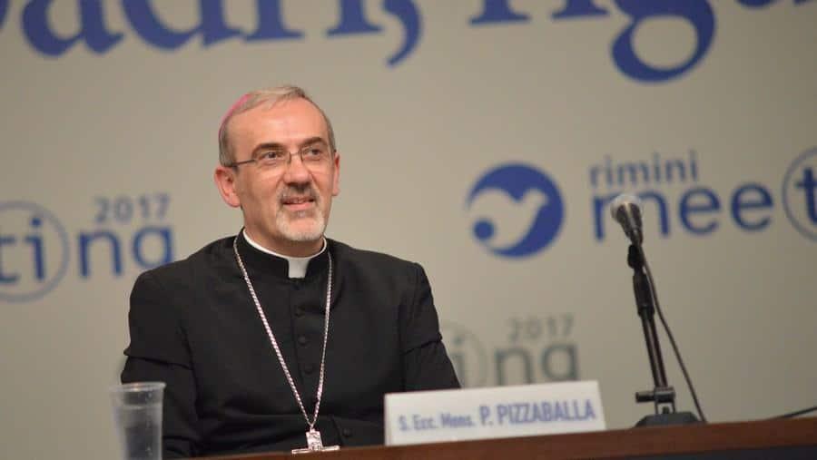 """Featured image for """"Monsignor Pizzaballa nominato Patriarca di Gerusalemme dei Latini"""""""