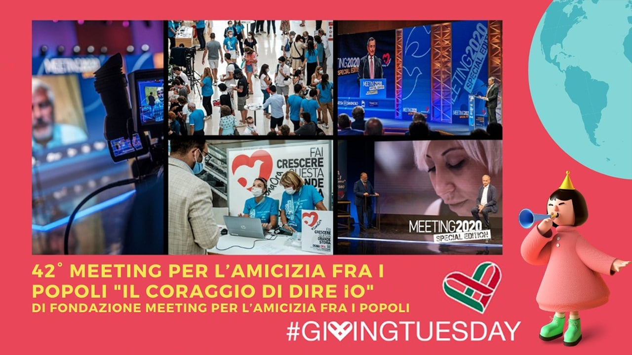 "Featured image for ""Al Giving Tuesday vince la cultura del dono"""