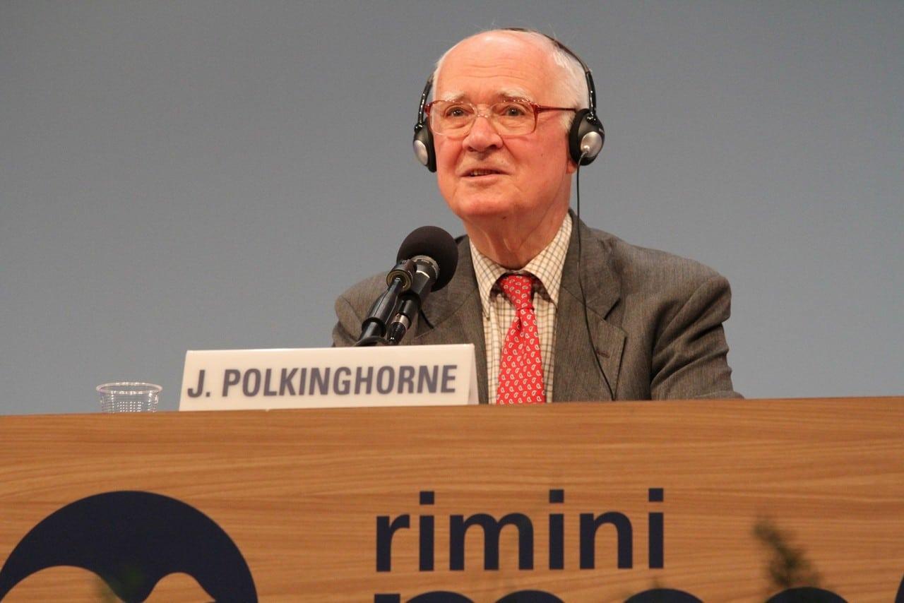 """Featured image for """"Polkinghorne, lo scienziato (e teologo) che ci parlò della certezza"""""""