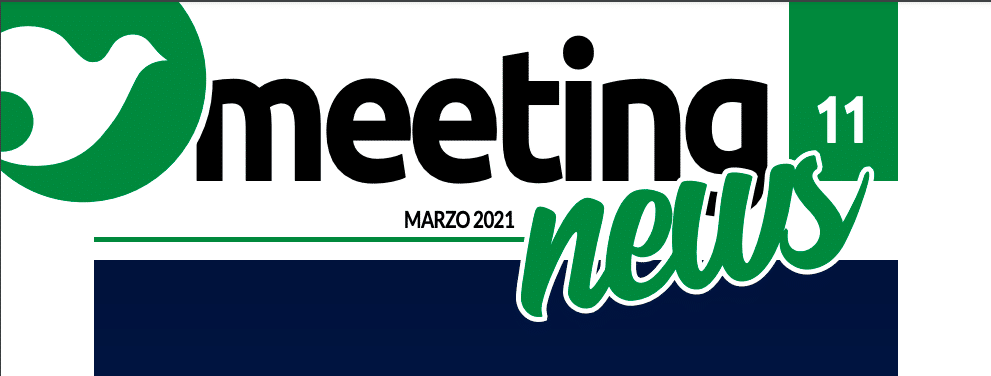 "Featured image for ""Il Meeting 2021 prende forma, scoprilo nell'ultimo numero di Meeting News!"""
