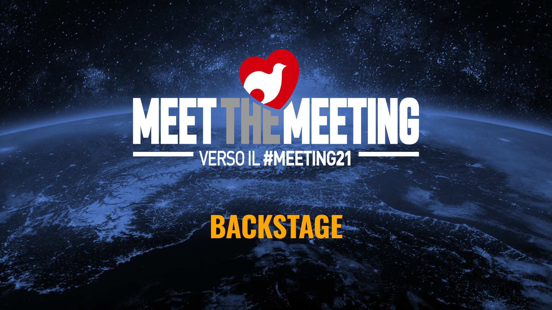 """Featured image for """"Meet the Meeting – Guarda il backstage"""""""