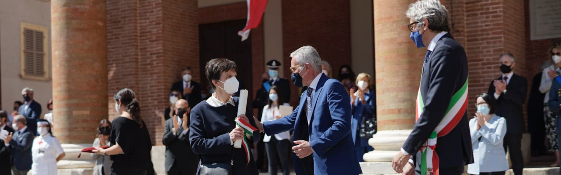 """Featured image for """"Emilia Guarnieri è Grande Ufficiale, il 2 giugno la cerimonia a Rimini"""""""
