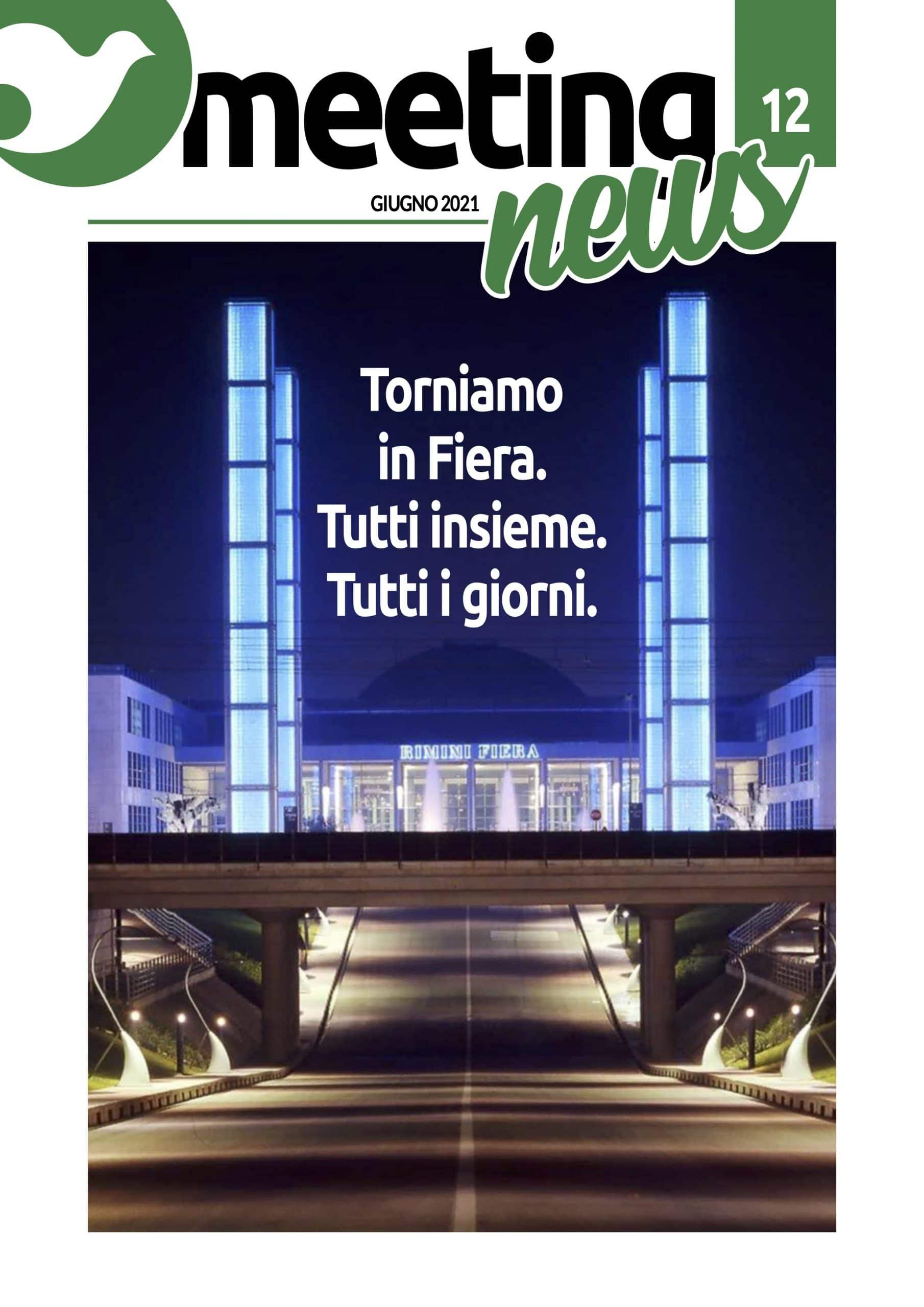 """Featured image for """"Meeting News, online il numero di giugno"""""""