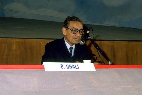 Ghali Boutros