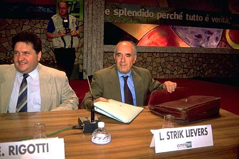 Strik Lievers Lorenzo