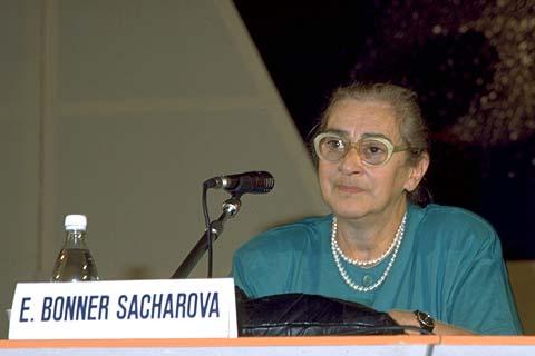 Bonner Sacharova Elena