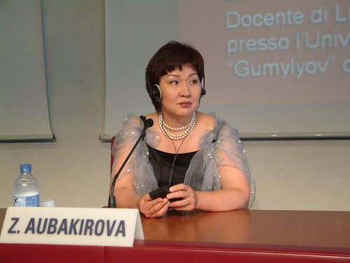Aubakirova Zhaniya