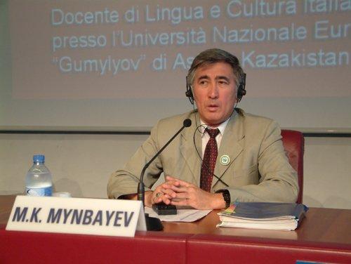 Mynbayev Murat Kazhi