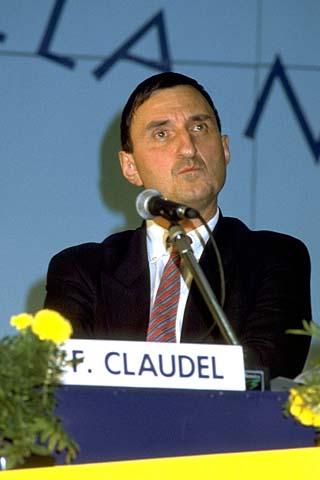 Claudel François